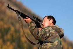 В Крыму старт охоты на дичь даст МЧС.