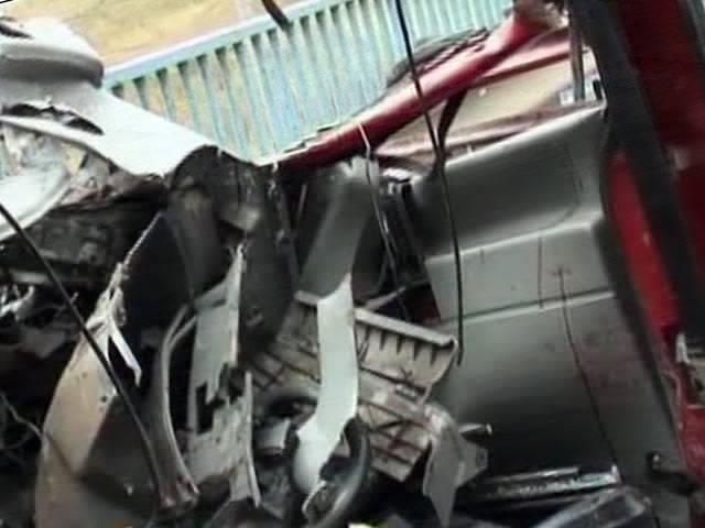 В Ростовской области столкнулись пять машин: три человека погибли, еще пять ранены