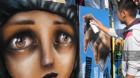 Фестиваль уличной культуры собрал в Алматы экстремалов со всей страны (фото)