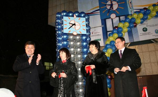 В Алматы теперь каждый час будут отсчитывать музыкальные куранты (фото)