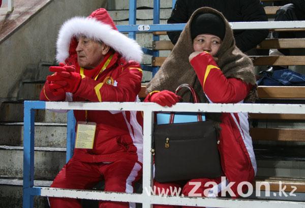 Сборная Казахстана по хоккею с мячом начала чемпионат мира с победы (фото)