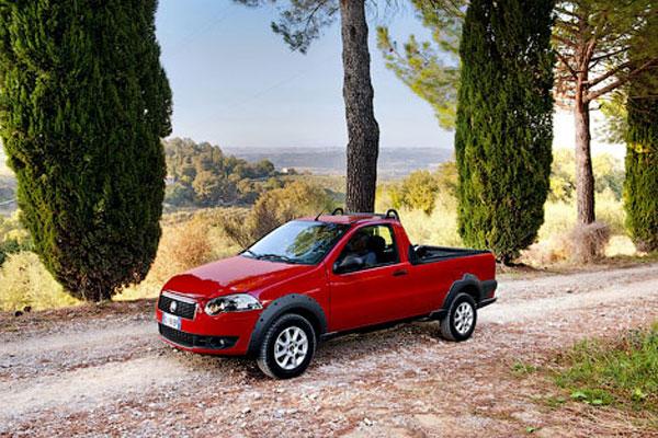 Fiat вернет европейцам маленький бразильский пикап (фото)