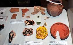 Археологи нашли в Таразе баню-хаммам с водопроводом, уникальную керамику и тюргешские монеты