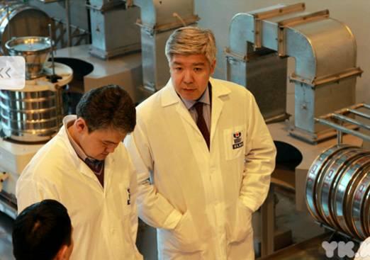 Министр охраны окружающей среды РК побывал с визитом в Усть-Каменогорске