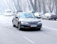 Владельцев кыргызских авто привлекут к административной ответственности