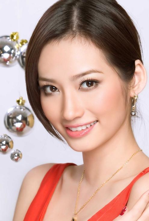 Самая красивая вьетнамка Truong Tri Truc Diem, Miss Vietnam International 2011. Фото / Photo