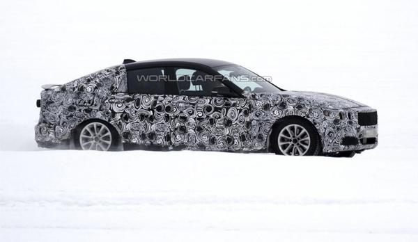 «Трешка» BMW: практичный хэтчбек вместо седана