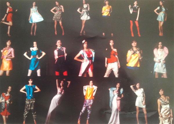 В Астане прошел благотворительный показ мод (фото)