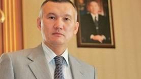 министр юстиции Берик Имашев