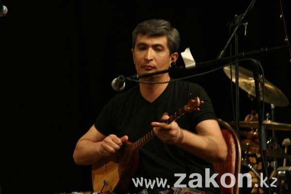 Казахстанская группа «The Magic of Nomads» выступила в Алматы на джаз-фесте (фото)