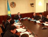 Онлайн-трансляции заседаний Правительства РК