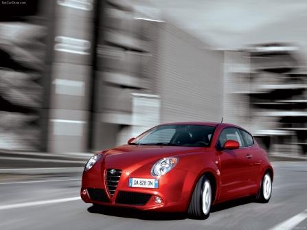 Alfa Romeo MiTo: «малыш» с характером