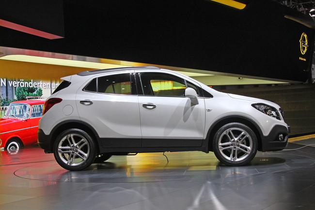 Chevrolet Tracker - новый дешевый внедорожник (фото)