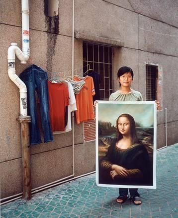 Что рисуют китайские художники