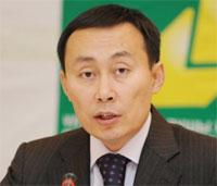 министр сельского хозяйства (МСХ) РК Асылжан Мамытбеков