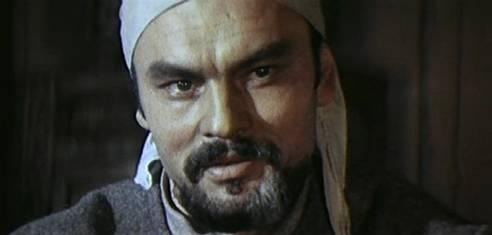 казахстанский актер Тунгышпай Жаманкулов. Фото