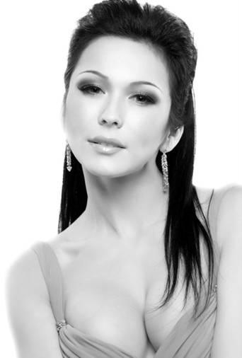 казахстанская певица Лидо (Лидия Досалина). Фото