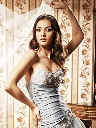 Салтанат Бекжигитова, Мисс Алматы 2010. Фото