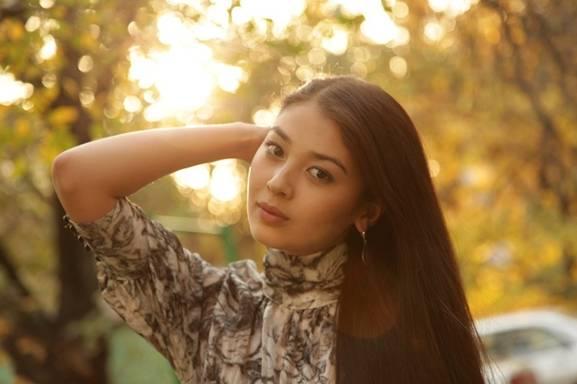 Алия Телебарисова, Мисс Алматы 2011. Фото