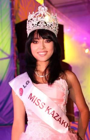 Сымбат Мадьярова, Мисс Казахстан 2009. Фото