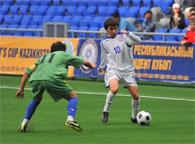 клип женский футбол
