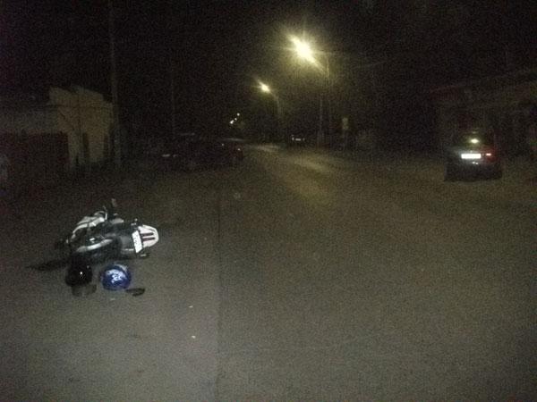 В Караганде в ДТП погибли водитель и пассажир мотоцикла