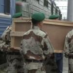 В Западном Казахстане с почестями похоронили командира погранпоста «Арканкерген» Алтынбека Кереева