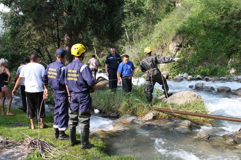 За сутки в Казахстане утонуло 6 детей