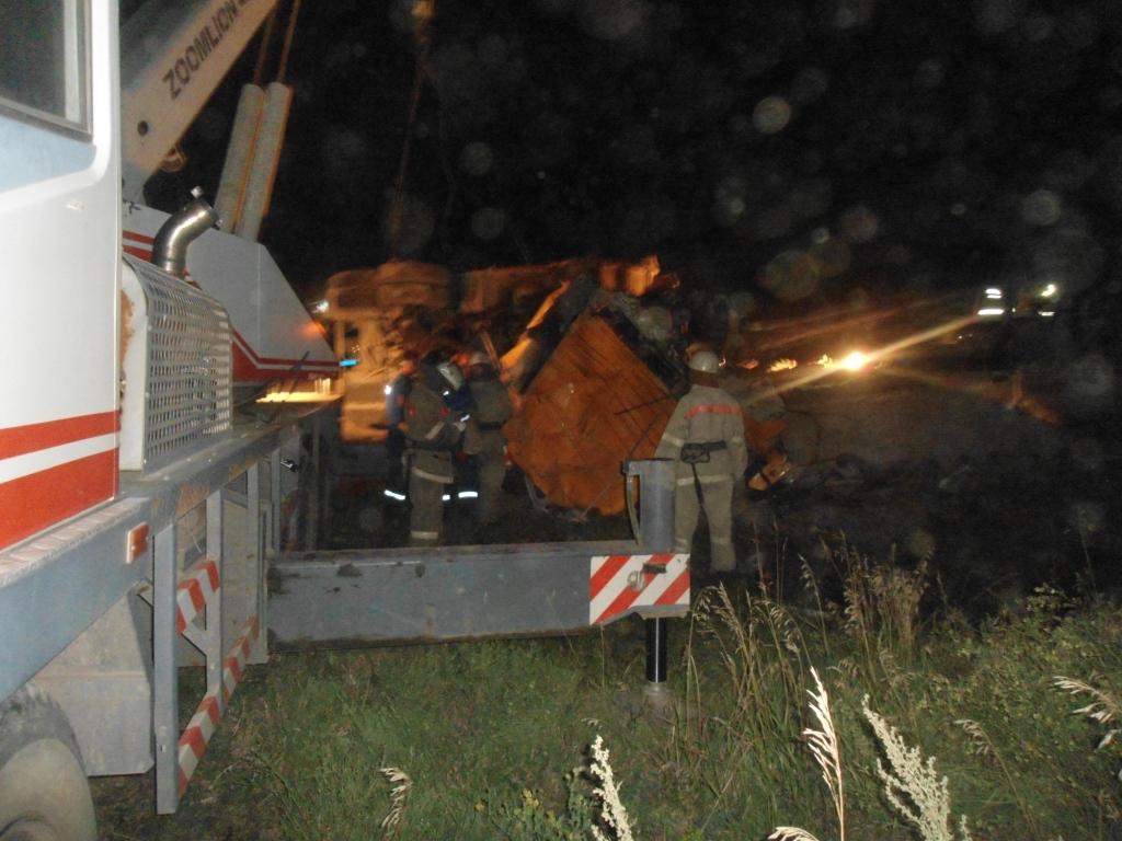 Стали известны подробности крупного ДТП в Акмолинской области (фото)