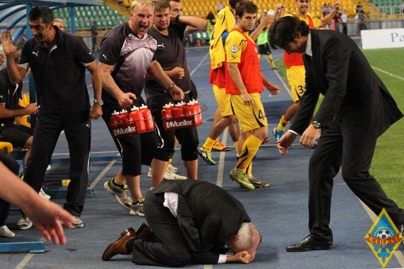 Лидеры чемпионата Казахстана по футболу потеряли очки, а «Кайрат» наконец-то победил