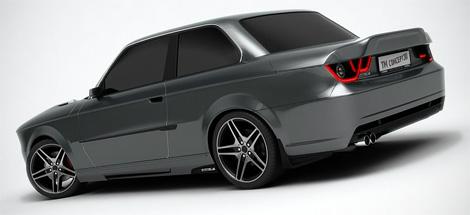 Венгры разработали тюнинг-пакет для BMW 30-летней давности