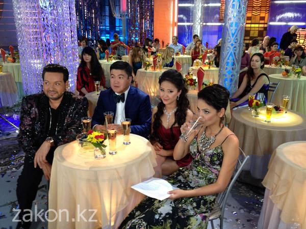 Первый канал «Евразия» приступил к съемкам нового еженедельного шоу «Добрый вечер, Казахстан!»