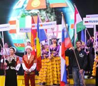 В Астане открылись VII Международные молодежные Дельфийские игры государств-участников СНГ