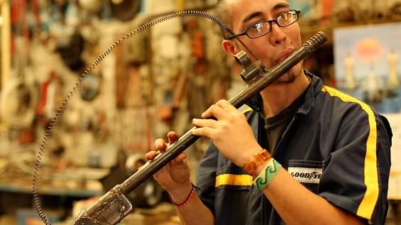 Captura de pantalla 2012 08 08 a las 13 Музыкальные инструменты из оружия