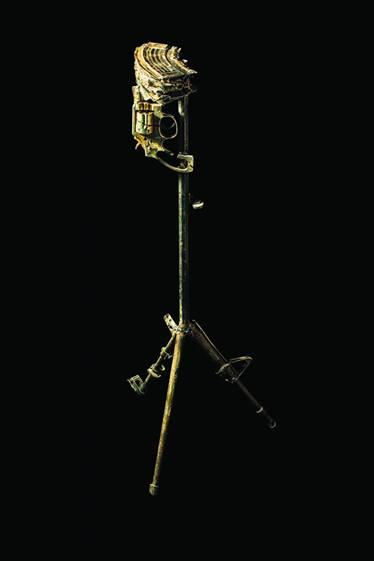 192 Reyes 3389 682x1024 detail em Музыкальные инструменты из оружия