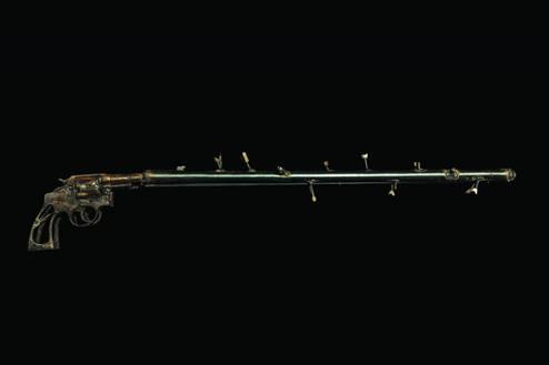 Pedro Reyes 5 Музыкальные инструменты из оружия