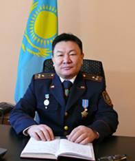 Налибаев Максут назначен начальником финполиции по Жамбылской области