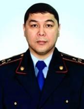 Нуржан Бимендин назначен начальником департамента по исполнению судебных актов Костанайской области