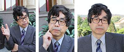 В Японии эта система называется судом с участием saibanin… /Акио Коморида/