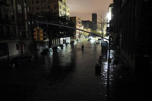 haosafter 9 Разруха и хаос после урагана Сэнди