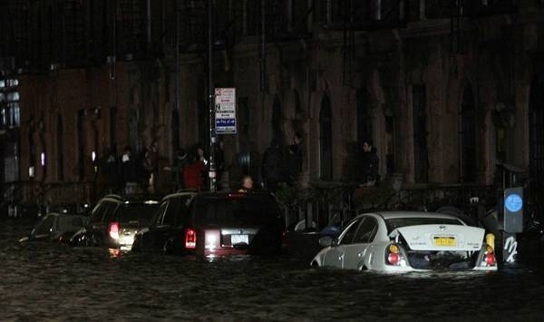 haosafter 15 Разруха и хаос после урагана Сэнди