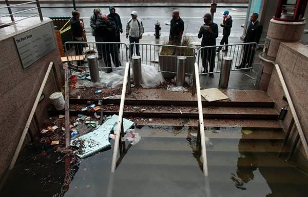 haosafter 17 Разруха и хаос после урагана Сэнди