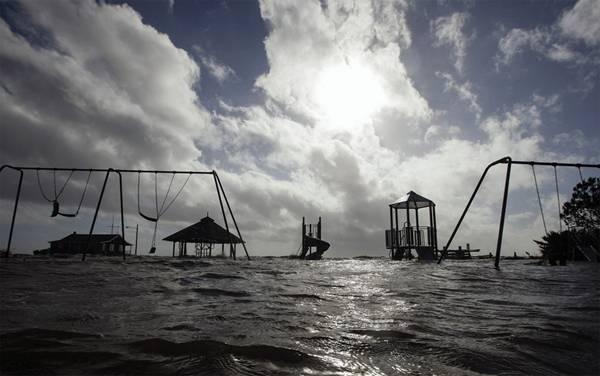 haosafter 31 Разруха и хаос после урагана Сэнди