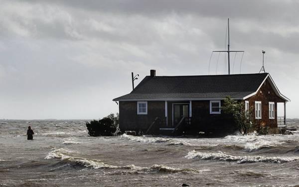 haosafter 32 Разруха и хаос после урагана Сэнди