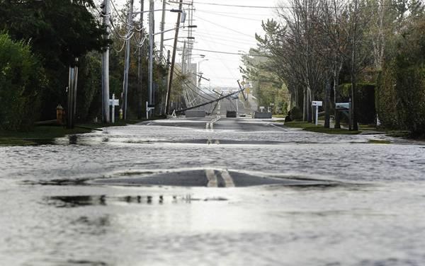 haosafter 34 Разруха и хаос после урагана Сэнди