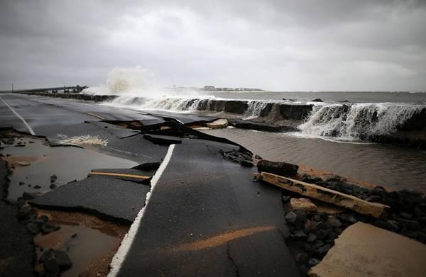 haosafter 38 Разруха и хаос после урагана Сэнди