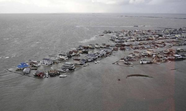 haosafter 40 Разруха и хаос после урагана Сэнди