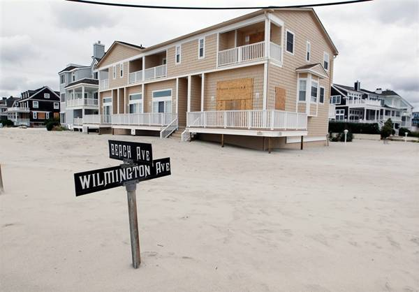 haosafter 41 Разруха и хаос после урагана Сэнди