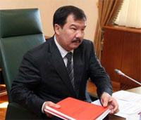 Генеральный прокурор РК А.Даулбаев