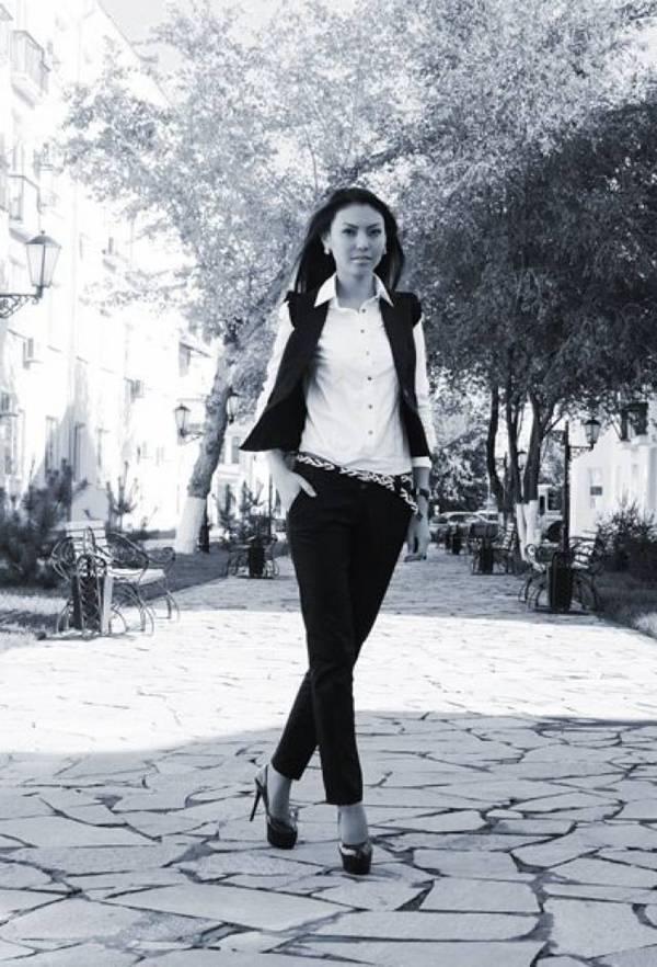В Уральске студентка колледжа признана самой красивой девушкой (фото)